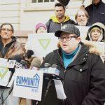 """You are missed,"" said Advocacy Coordinator Carla Rabinowitz."
