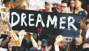 DREAMers sued the government last September.