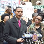 """New York has been exposed as the worst landlord in the U.S.,"" said Councilmember Ritchie Torres."