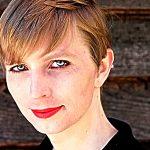 Wikileaks whistleblower Chelsea Manning.