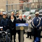 """""""We're becoming a tale of two blocks,"""" said City Comptroller Scott Stringer."""