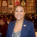 """""""We're all celebrating,"""" said Raysa Gálvez of the New York Dominican Officers Association (NYDO)."""