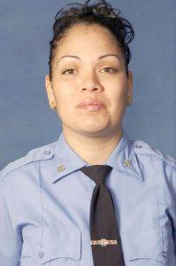 EMT Yadira Arroyo was killed last March.