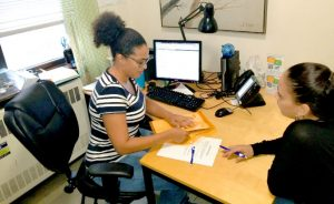 The University Neighborhood Housing Program welcomed the assistance.