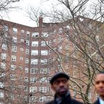 More than 400,000 New Yorkers reside in NYCHA public housing developments.