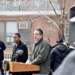 "Cuomo stated that NYCHA is ""incompetent."""