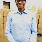 Lisa Hines-Johnson is Food Bank's Chief Operating Officer.