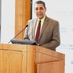 """""""[This disease] is still very much present today,"""" said Espaillat."""