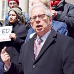 """""""This bill, on its face, is unconstitutional,"""" said Michael Rebell, Executive Director of the Center for Educational Equity."""