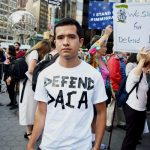 Ricardo Aca says Nixon is his choice. Photo: Cristóbal Vivar