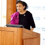 """Malaria is a brutal disease,"" said Wafaa El-Sadr, Director of ICAP."