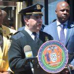 """""""We've established a good line of communication,"""" said (NYPD) Deputy Inspector Erik Hernández."""