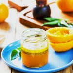 Experiment with making your own salad dressing.
