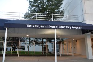 The New Jewish Home debuted its new adult daycare site.