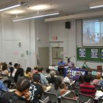 The forum was on the affordability crises in higher education.