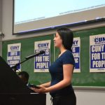 Students spoke on their struggles that undermined their academic pursuits.