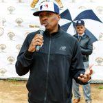 MLB Senior Coordinator for Baseball Development Kindu Jones.