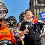 """""""Immigrant communities have been under sustained attack,"""" said NYIC Executive Director Steven Choi."""