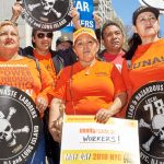 Members of LiUNA Locals 78 and 79.