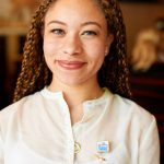 """""""I joined a network [of people] who wanted to see me thrive,"""" said scholarship recipient Fraynette Familia."""