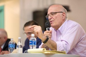 """People of color are being unfairly targeted,"" said Bob Gangi."