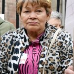 NYCHA tenant Maria Ortiz.