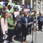 """ICE does not get to stake out courts until they find someone to deport,"" said Councilmember Francisco Moya."