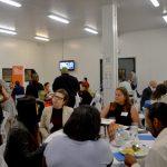 El almuerzo se llevó a cabo el 6 de junio.