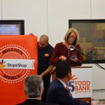 Stop and Shop made it into the MIllion Meals Club.
