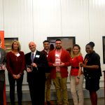 Goya, Target, NBC 4 and Nebraskaland received awards for their service.