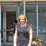 """""""Este es un gran momento"""", señaló la comisionada de OASAS, Arlene González-Sánchez. Foto: D. Johnson."""
