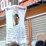 A flyer at the scene.