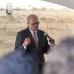 """""""Hoy celebramos a uno de los nuestros"""", dijo el director general de Acacia, Raúl Russi."""