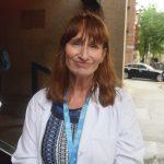 """""""Estos pacientes casi siempre son pasados por alto"""", dijo la enfermera Mary Fitzgerald."""