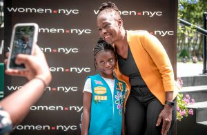 Chirlane McCray announced She Built NYC on June 20.