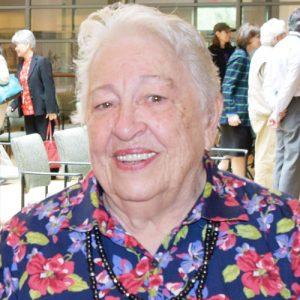 """""""It's like a big community, more like a family,"""" said Natalina Giugni."""