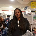 """I love Marshalls,"" said Jatasia Jones."