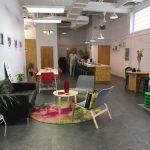 El espacio está diseñado para ser acogedor. Foto: O.U.R. Place