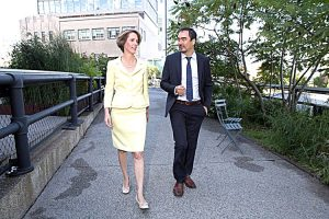 Teachout and Tim Wu in 2014.
