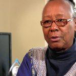"""""""Señor alcalde, no puede felicitarse"""", dijo Bertha Lewis, presidenta del Black Institute."""