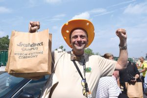 """They have been on the cutting edge of supporting communities,"" said Stephen Ritz."