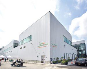 La nueva sede central de 400,000 pies cuadrados. Foto: Cristóbal Vivar