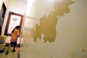 Se están revelando nuevos niveles elevados de plomo en las viviendas públicas.
