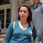 Sandra Chica había pedido por la liberación de su esposo.