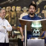 Hamilton creator Lin-Manuel Miranda and Luis A. Miranda made the announcement in Puerto Rico.