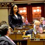 Latoya Joyner representa al distrito 77 de la Asamblea.