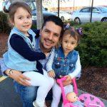 Pablo Villavicencio, padre de dos niñas, ha sido liberado.