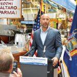"""""""Los números no mienten"""", dijo el presidente del condado, Rubén Díaz Jr."""