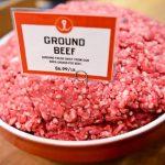 Comience con una buena relación carne magra/grasa.