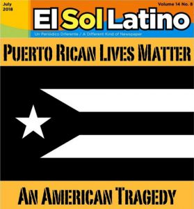 A recent El Sol cover.